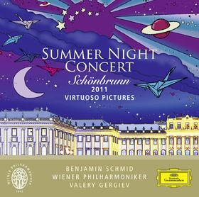 Valery Gergiev, Sommernachtskonzert Schönbrunn 2011, 00028947642114