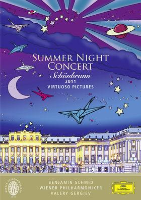 Valery Gergiev, Sommernachtskonzert Schönbrunn 2011, 00044007628010