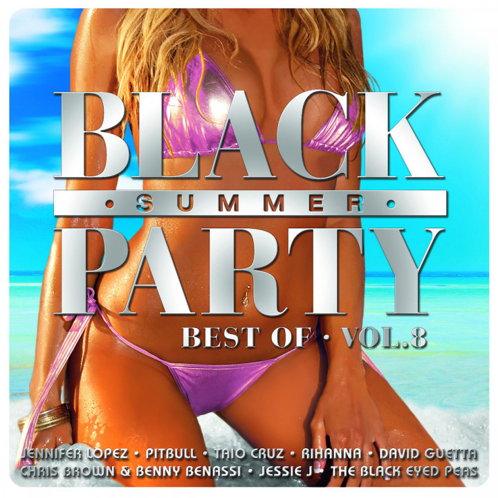 Best Of Black Summer Party Vol. 8