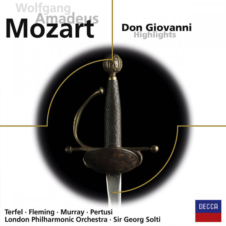 Don Giovanni (QS): Fleming/terfel/LphO/Solti/+
