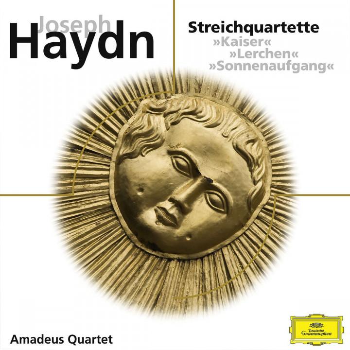 Streichquartette 3,4,5: Amadeus Quartet