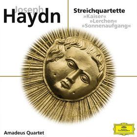 eloquence, Joseph Haydn: Streichquartette 3,4,5, 00028948049509