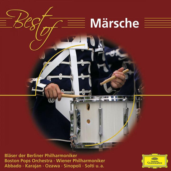 Best of Märsche (Elo): Karajan/Abbado/Simopoli/Solti/WP/BP/+