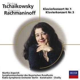 Riccardo Chailly, Tschaikowski / Rachmaninov: Klavierkonzerte 1,3, 00028948049424