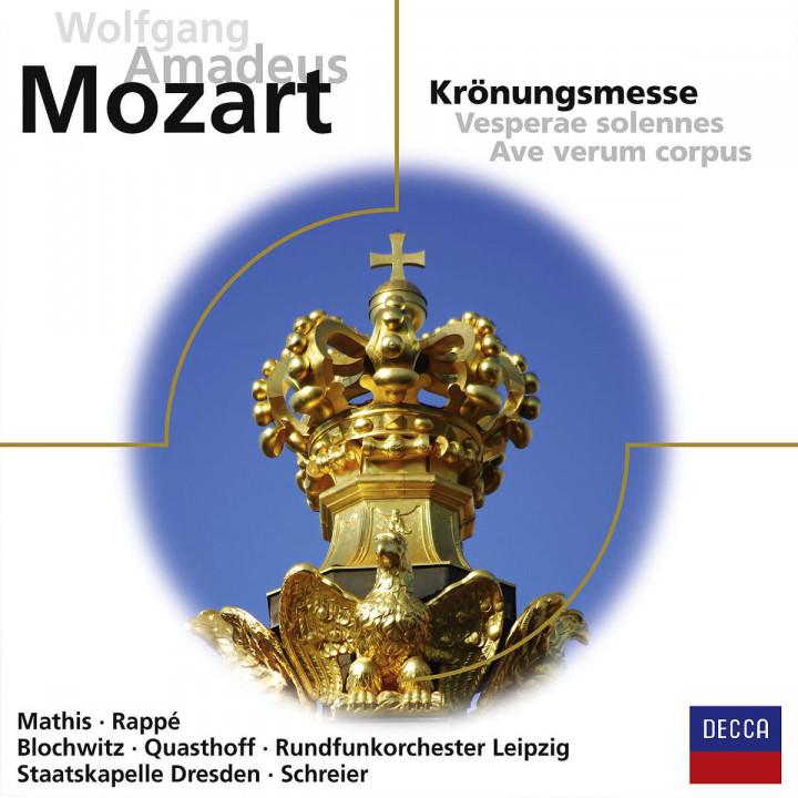 W.A. Mozart: Krönungsmesse Kv 317/Ave Verum/+ (elo)