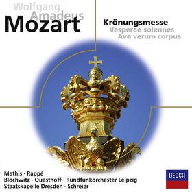 eloquence, W.A. Mozart: Krönungsmesse Kv 317/Ave Verum/+ (elo), 00028948052165