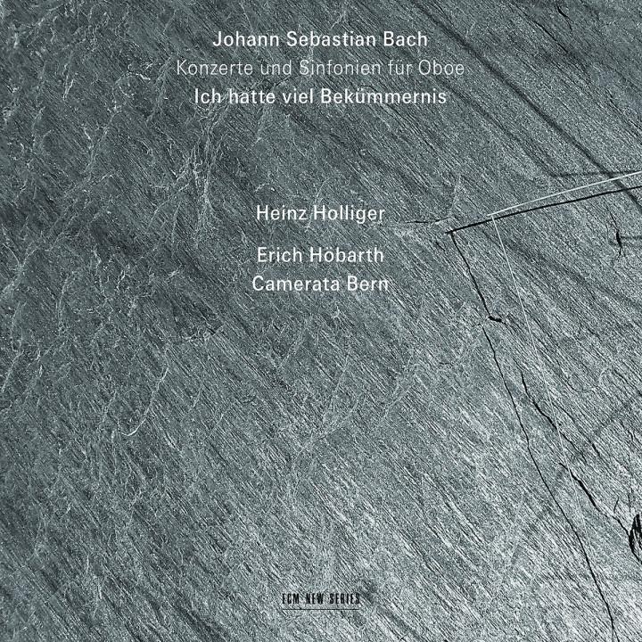 Johann Sebastian Bach: Ich hatte viel Bekümmernis