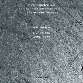 Heinz Holliger, Johann Sebastian Bach: Ich hatte viel Bekümmernis, 00028947643869
