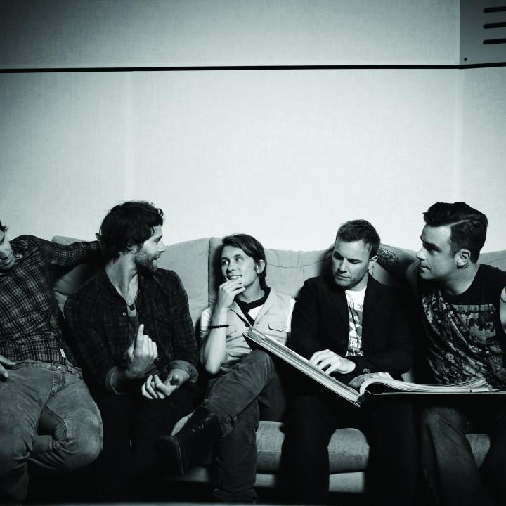 Take That Pressefoto 1/2011