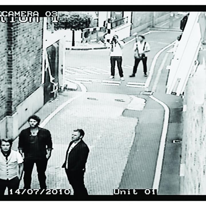 Take That Pressefoto 3/2011