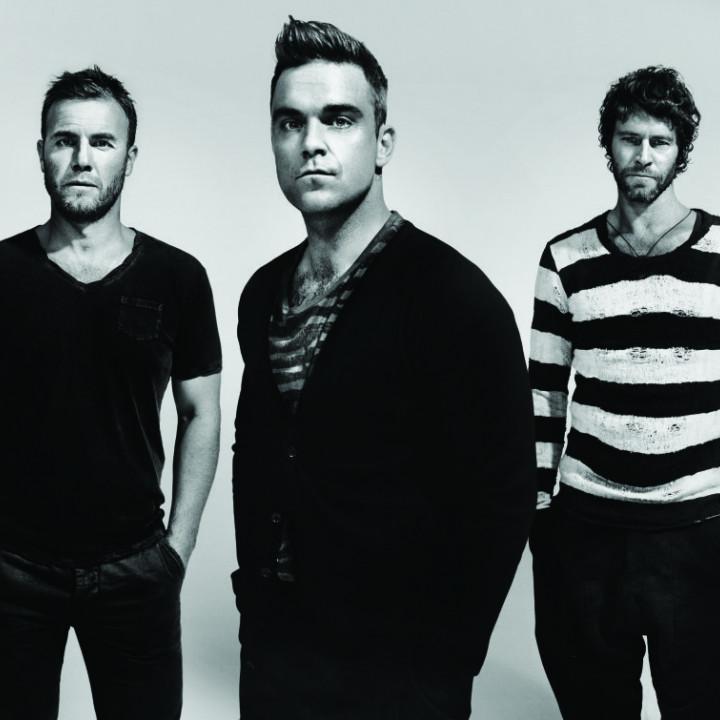 Take That Pressefoto 4/2011