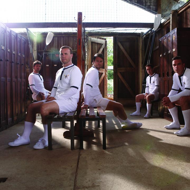 Take That Pressefoto 13/2011