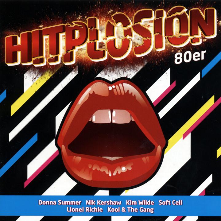 Hitplosion - 80er
