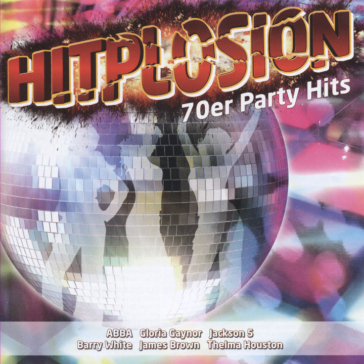 Hitplosion - 70's Party Hits