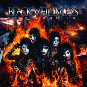 Black Veil Brides, Set The World On Fire, 00602527724324
