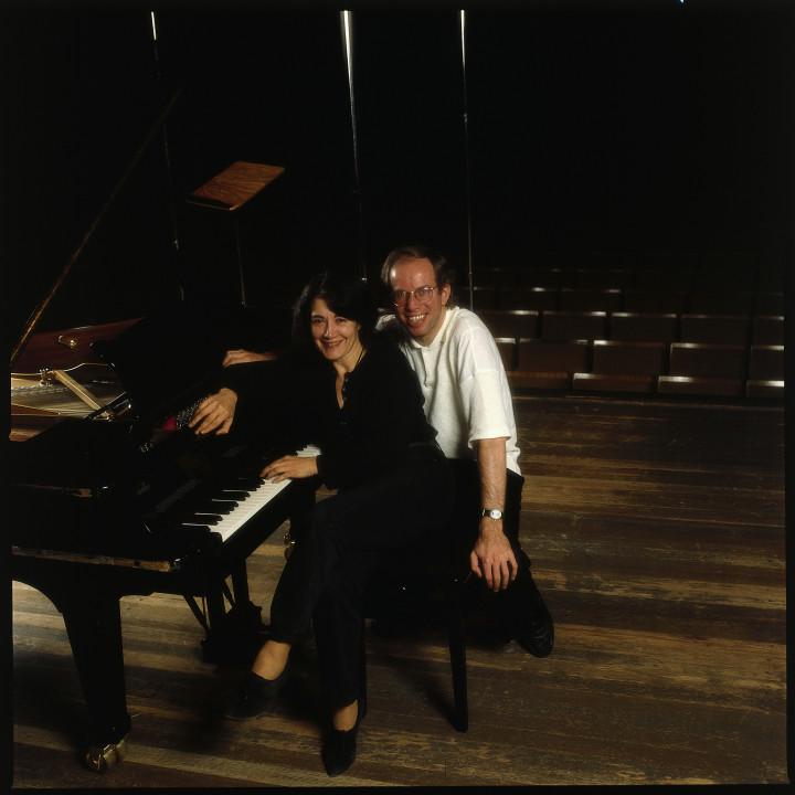 Martha Argerich & Gidon Kremer