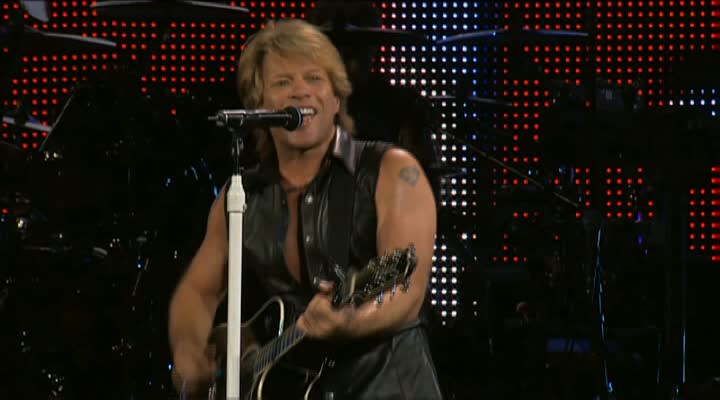 Bon Jovi Tour Interview 2011