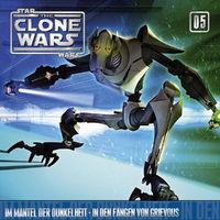 The Clone Wars, 05: Im Mantel der Dunkelheit / In den Fängen von Grievous, 00602527546018