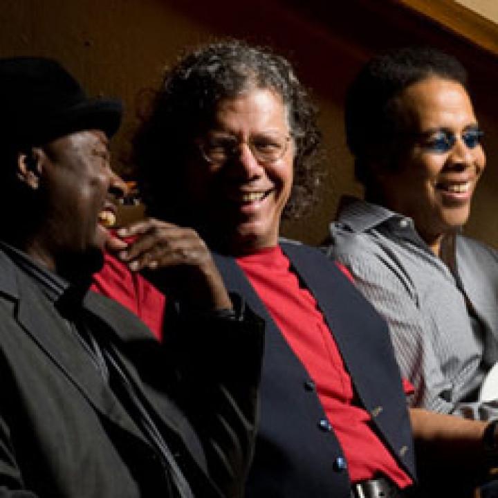 Chick Corea, Stanley Clarke, Lenny White