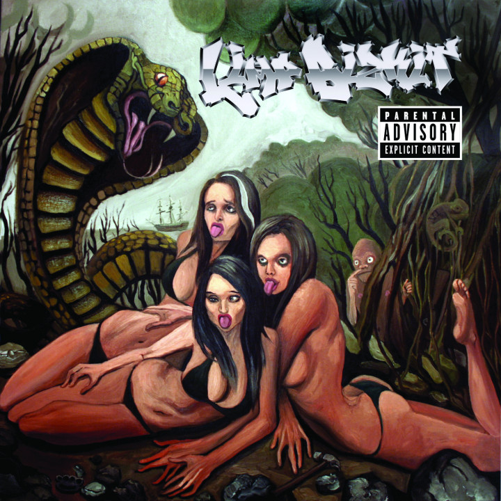 Gold Cobra Album Cover 2011