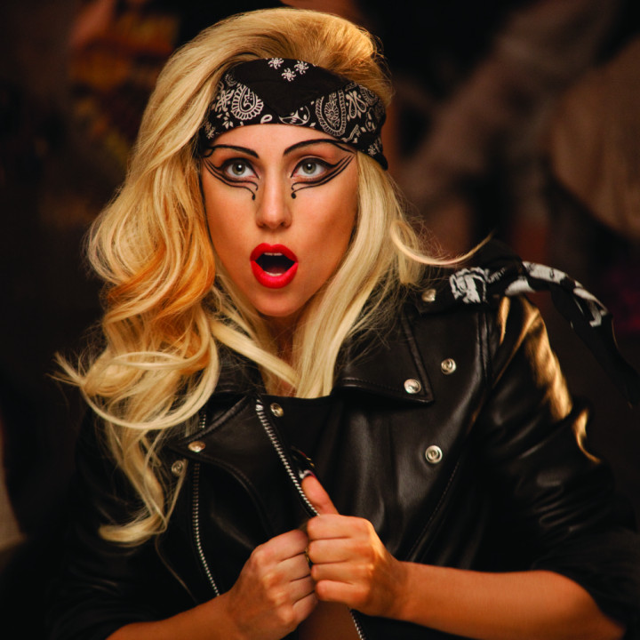 Lady Gaga Judas Videoshot 1/2011