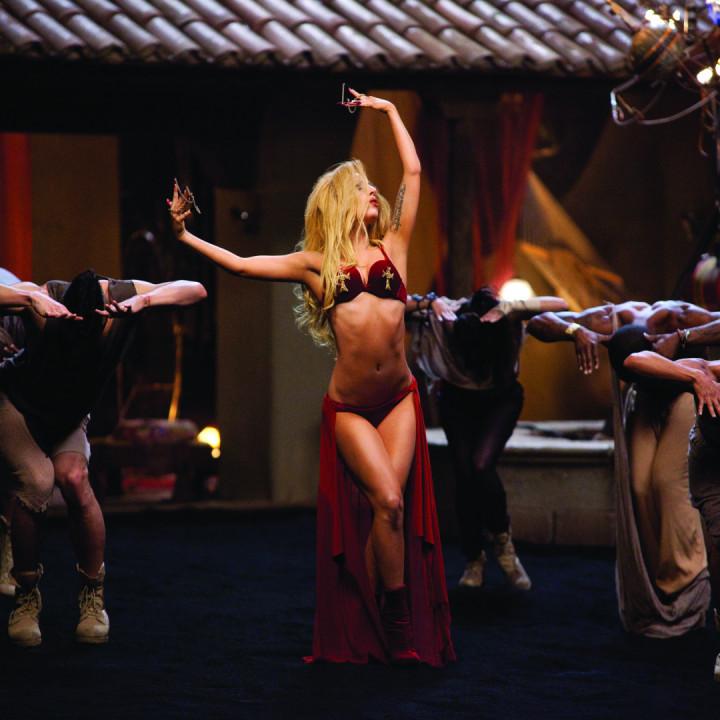 Lady Gaga Judas Videoshot 2/2011
