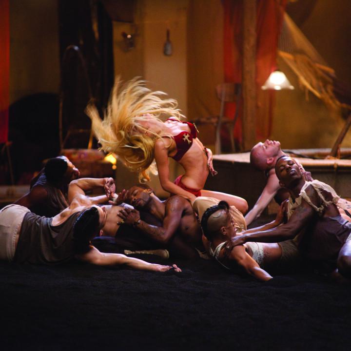 Lady Gaga Judas Videoshot 3/2011