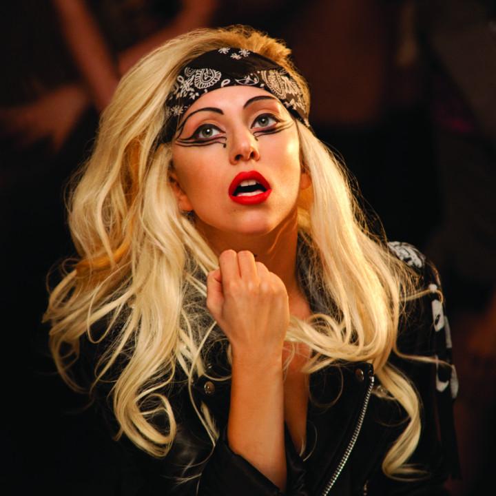 Lady Gaga Judas Videoshot 4/2011