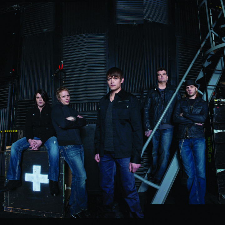 3 Doors Down Pressefoto 3/2011