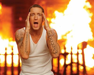 Eminem, Sieht Parallelen zu Odd Future