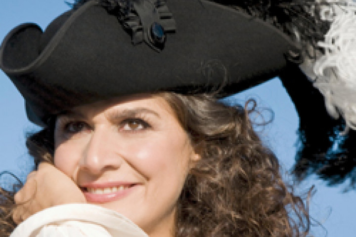 Cecilia Bartoli - A Pirate - Sacrificium © Paris Match / K Wandycz / Scoop