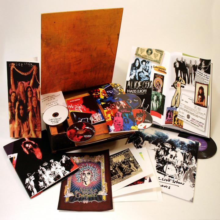 Old School: 1964-1974 (Box Set): Cooper,Alice