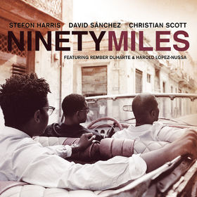 Christian Scott, Ninety Miles, 00888072331433