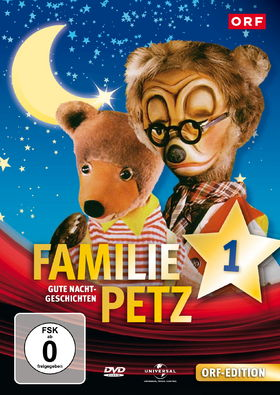 Familie Petz, Gute Nacht-Geschichten 01, 00602498660621