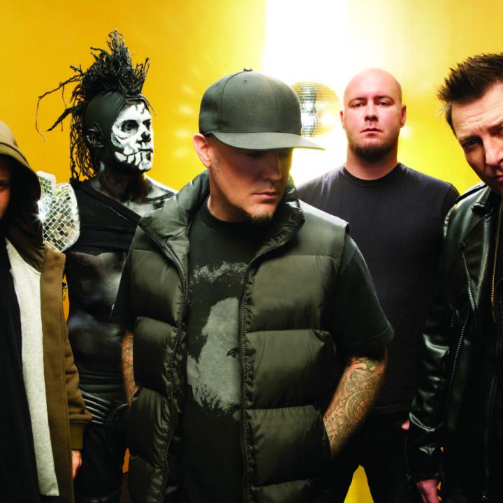 Limp Bizkit Pressefoto 1/2011