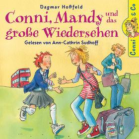 Conni, Conni & Co 06: Dagmar Hoßfeld: Conni, Mandy und das große Wiedersehen, 00602527722146