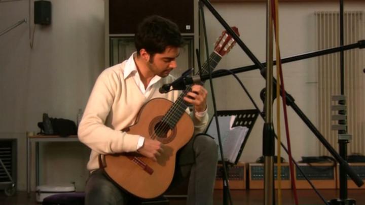 Ausschnitt aus Isaac Albéniz' Suite espanola op. 47, No. 5 - Asturias (Leyenda)