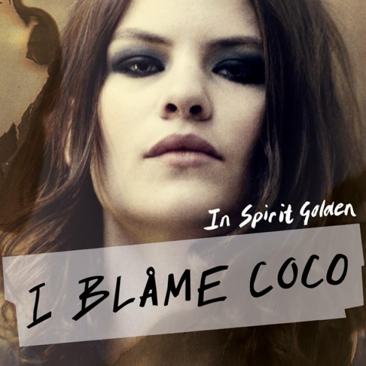 In Spirit Golden (Cover)