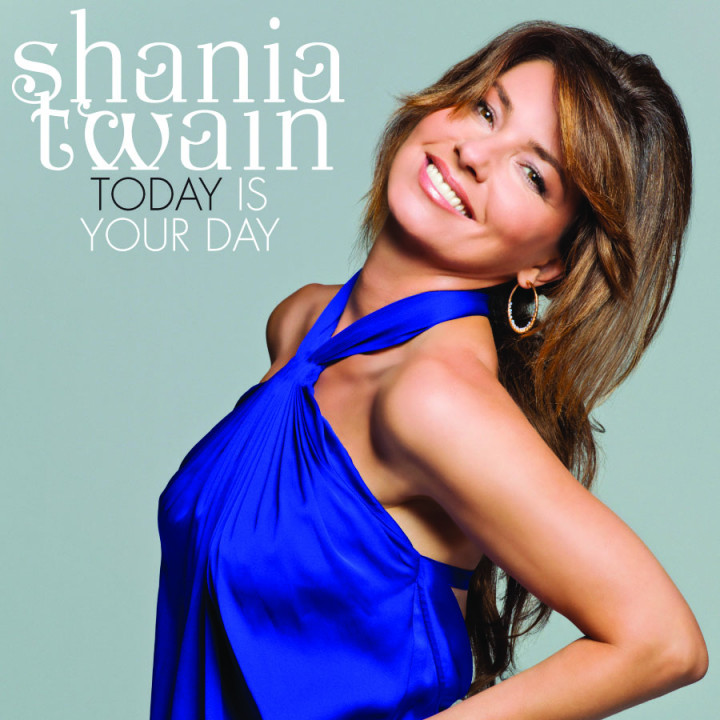 Today Is Your Day Cover