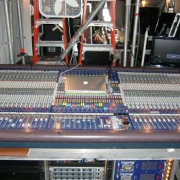 Bon Jovi Tour: Equipment