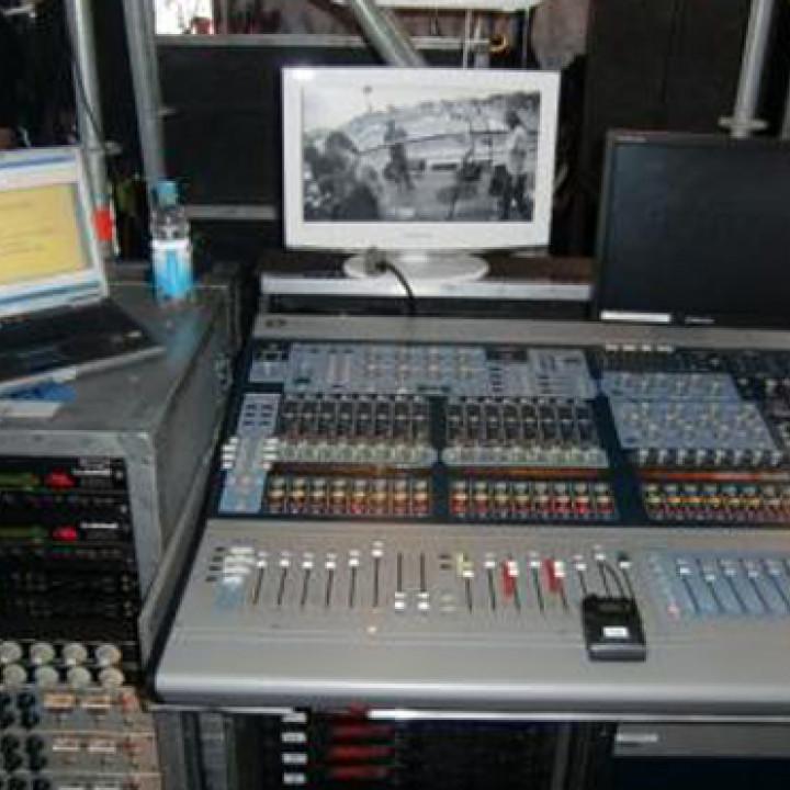 Bon Jovi Tour: Monitoring