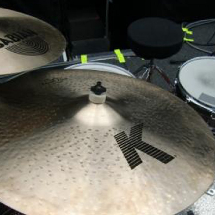 Bon Jovi Tour: Ticos Drums