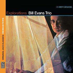 Original Jazz Classics Remasters, Explorations [Original Jazz Classics Remasters], 00888072328426