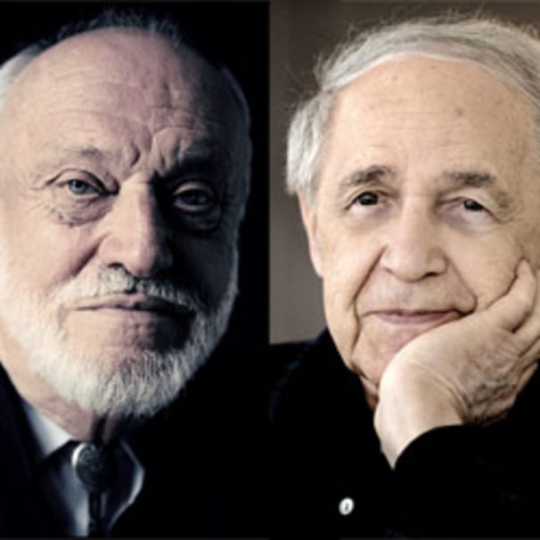 Pierre Boulez, Kurt Masur und Pierre Boulez geehrt