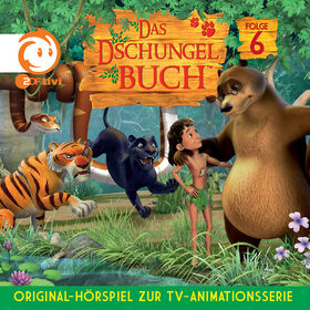 Das Dschungelbuch, 06: Das Dschungelbuch, 00602527671109