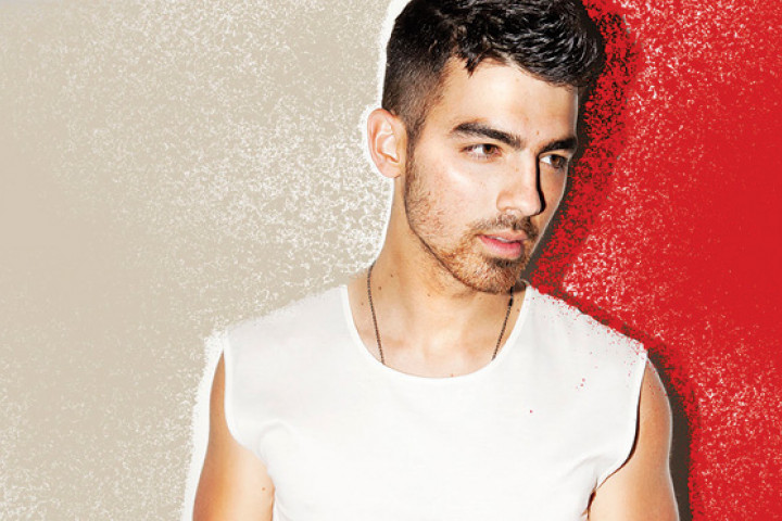 Joe Jonas Webgrafik
