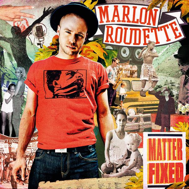 Marlon Roudette, Mattafix-Kopf mit Solo-Album und Single-Hit im neuen Schweighöfer Film
