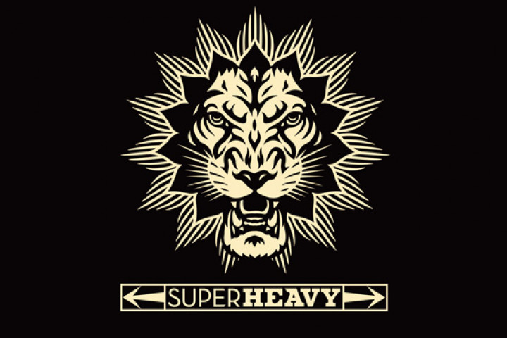 SuperHeavy Webgrafik