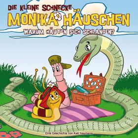 Die kleine Schnecke Monika Häuschen, 18: Warum häuten sich Schlangen?, 00602527640488