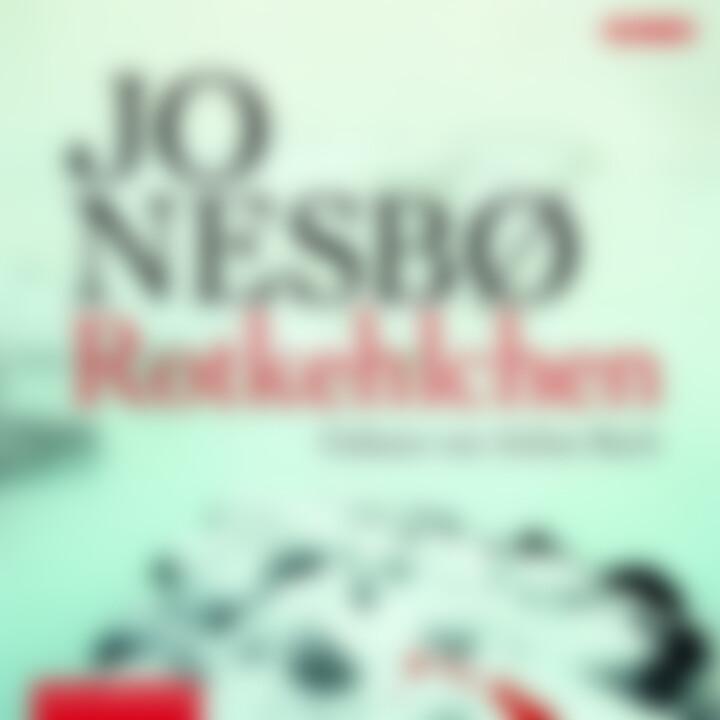 Jo Nesboe: Rotkehlchen: Buch, Achim